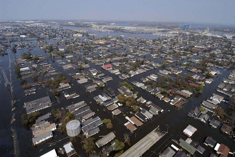 Δέκα πόλεις που βουλιάζουν και κινδυνεύουν να εξαφανιστούν