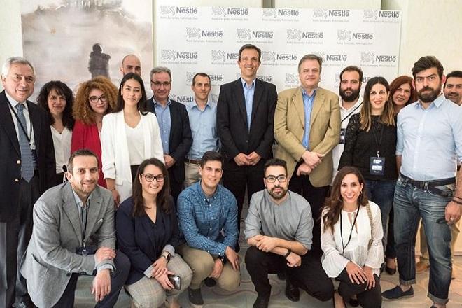 Ενίσχυση της νεοφυούς επιχειρηματικότητας από την Nestlé Ελλάς μέσω του προγράμματος «Ignite Ideas»