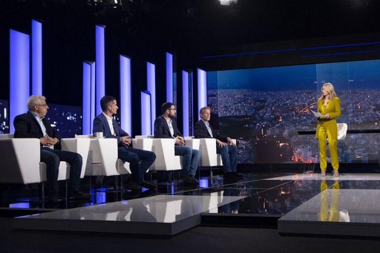 Όλα όσα έγιναν στο debate των υποψηφίων για τον Δήμο Αθηναίων