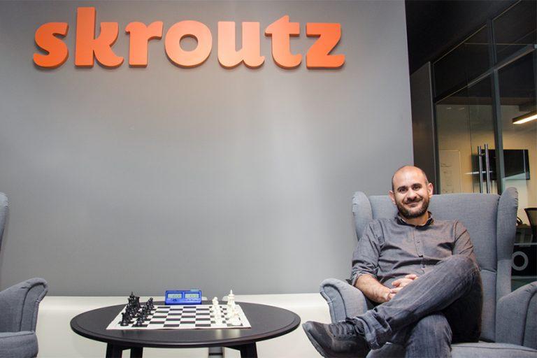 Γ. Χατζηγεωργίου (Skroutz): Θέλουμε να αλλάξουμε τον τρόπο με τον οποίο ο κόσμος πουλάει και αγοράζει online