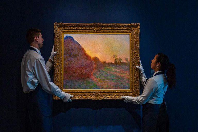Πίνακας του Μονέ πωλήθηκε έναντι 110,7 εκατ. δολαρίων σε δημοπρασία στη Νέα Υόρκη