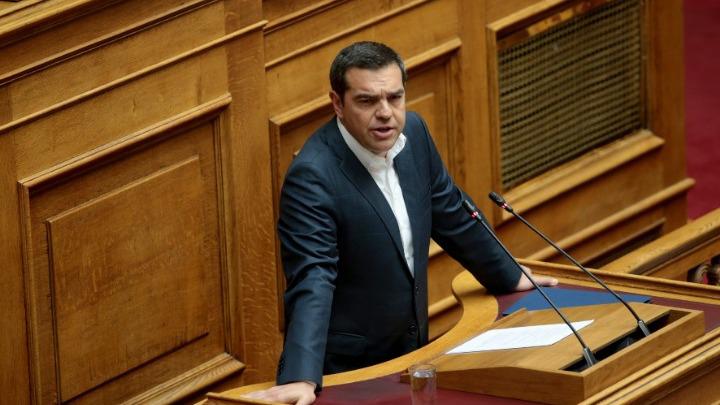 Tσίπρας: Θα ψηφίσουμε ομόφωνα την κ. Σακελλαροπούλου, χωρίς μεν αλλά