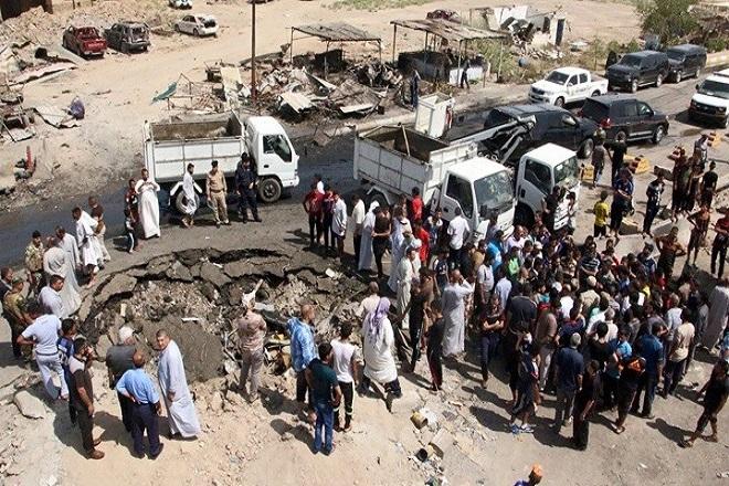 Επίθεση βομβιστή-καμικάζι στη Βαγδάτη – Τζιχαντιστική οργάνωση ανέλαβε την ευθύνη