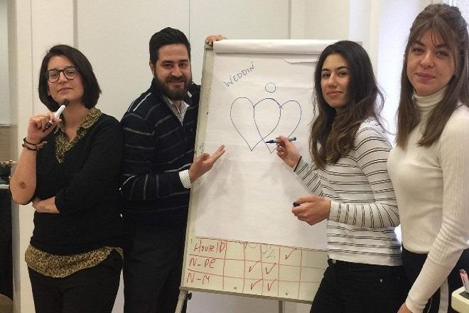 Weddin: Πώς μια πραγματική ιστορία γάμου γέννησε μια startup