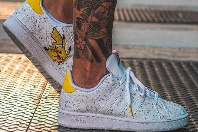 Συνεργασία Adidas – Pokemon για μία νέα σειρά αθλητικών παπουτσιών