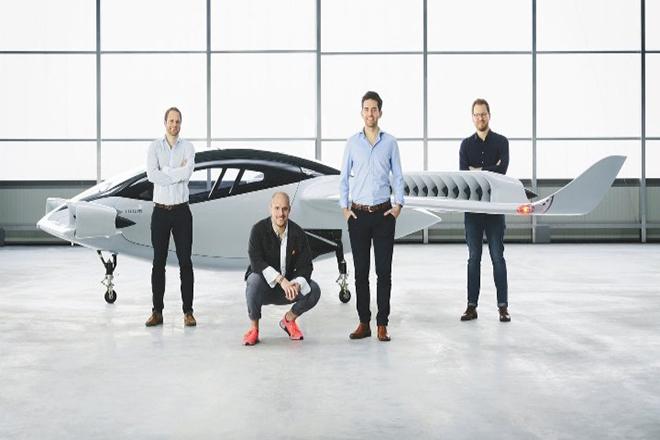 Έρχεται το πρώτο ηλεκτρικό ιπτάμενο ταξί
