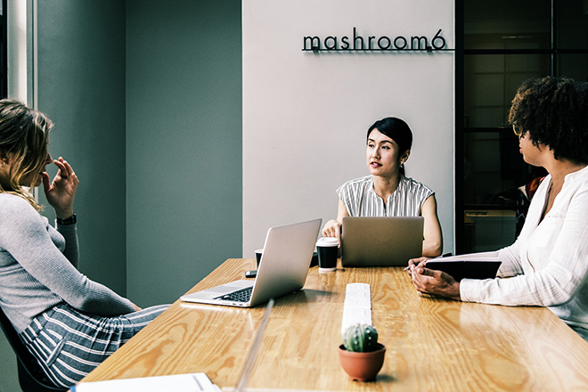 Η IWG δημιουργεί τον πρώτο χώρο εργασίας για γυναίκες