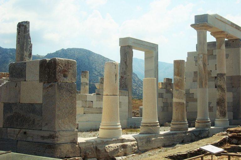 Η κλιματική αλλαγή υπεύθυνη για την «εξαφάνιση» των μνημείων της Δήλου
