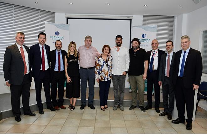 ΕΛΛΗΝΙΚΑ ΠΕΤΡΕΛΑΙΑ Κύπρου: Απέκτησε το σύνολο των μετοχών της Blue Circle Engineering