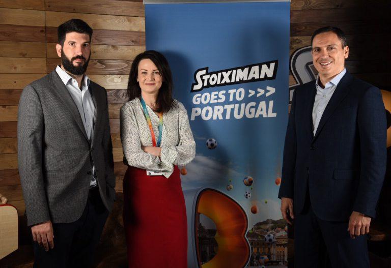 Η Stoiximan μπήκε και στην αγορά της Πορτογαλίας