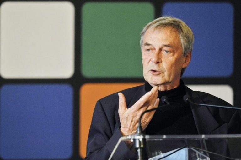 Ερνό Ρούμπικ: Ο εφευρέτης του διάσημου κύβου στο ΚΠΙΣΝ