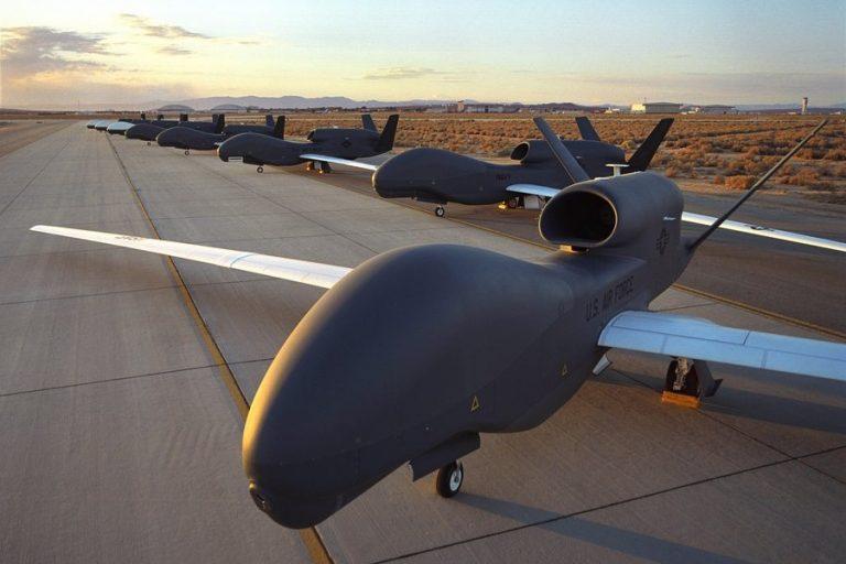 Φωτογραφία drone που καταρρίπτεται έδωσε το Ιράν- Στο «κόκκινο» οι σχέσεις με τις ΗΠΑ