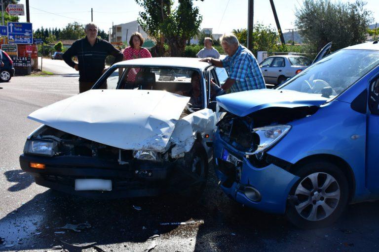 Τρίτη σε θανάτους από τροχαία στην Ε.Ε. η Ελλάδα