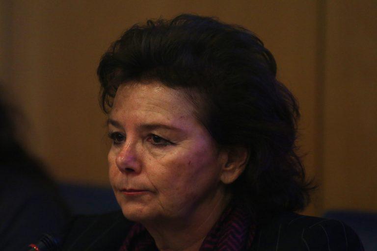 Εκτός η Μοροπούλου από τη ΝΔ- Ο Μητσοτάκης έκανε δεκτή την παραίτησή της