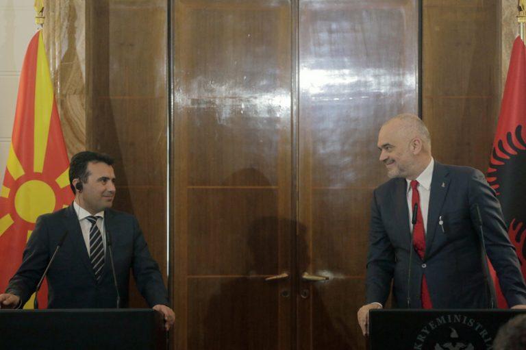 Δεκατρείς χώρες της ΕΕ απέναντι στη Γερμανία για την ένταξη Β. Μακεδονίας και Αλβανίας στην ΕΕ