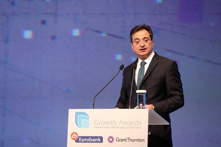 Καραβίας: Κανένα συγκροτημένο επενδυτικό σχέδιο δεν θα βρει κλειστή την πόρτα της Eurobank