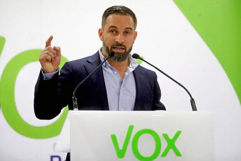 «Όχι» του Vox σε συνεργασία με Λεπέν – Σαλβίνι στο Ευρωκοινοβούλιο