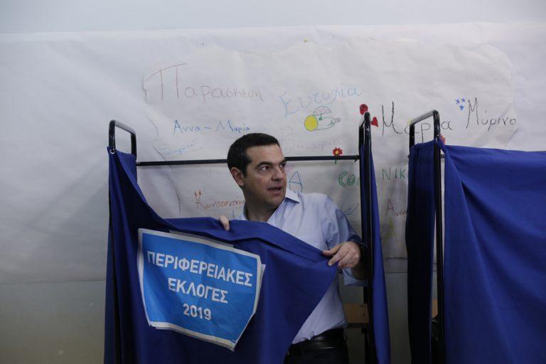 Τσίπρας: Καλούμε τους πολίτες να επιλέξουν προοδευτικούς ψηφοφόρους
