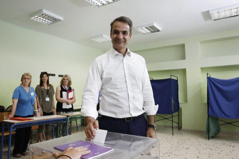 H πρώτη δημοσκόπηση για τις εθνικές εκλογές: Προηγείται η ΝΔ με 9 μονάδες έναντι του ΣΥΡΙΖΑ