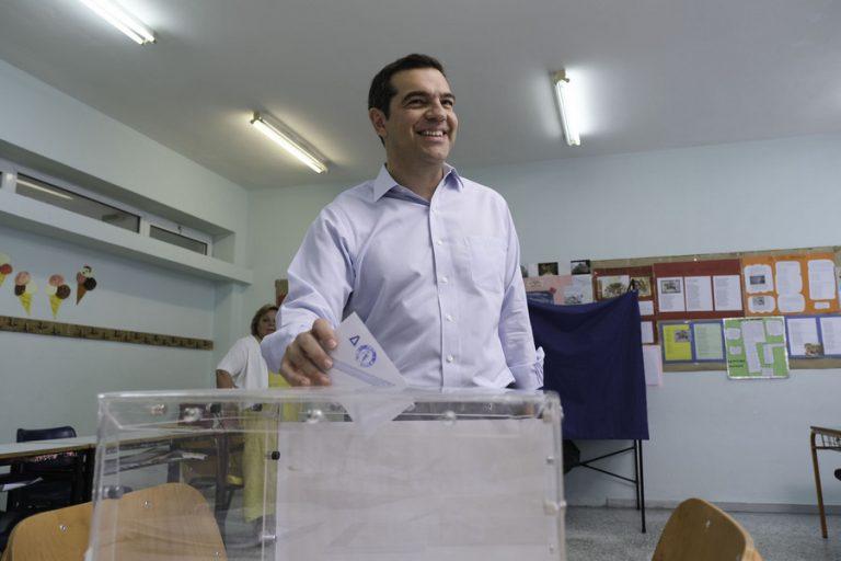 Τσίπρας: Στην πολιτική πρέπει να ξέρεις να κερδίζεις και να χάνεις