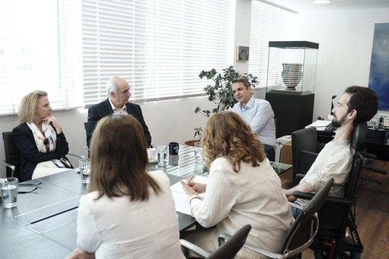 Μητσοτάκης: Αυξημένες οι ευθύνες των ευρωβουλευτών ενός κυβερνώντος κόμματος