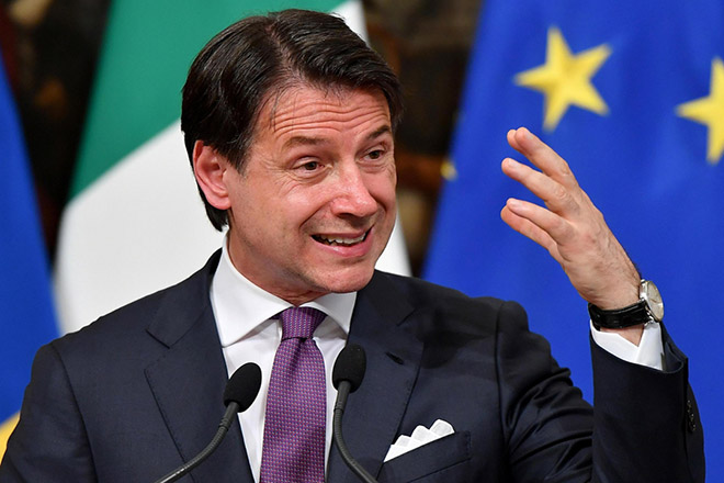 Αυξάνεται η πιθανότητα για σχηματισμό νέας κυβέρνησης στην Ιταλία – Την Τετάρτη οι τελικές διαβουλεύσεις του προέδρου
