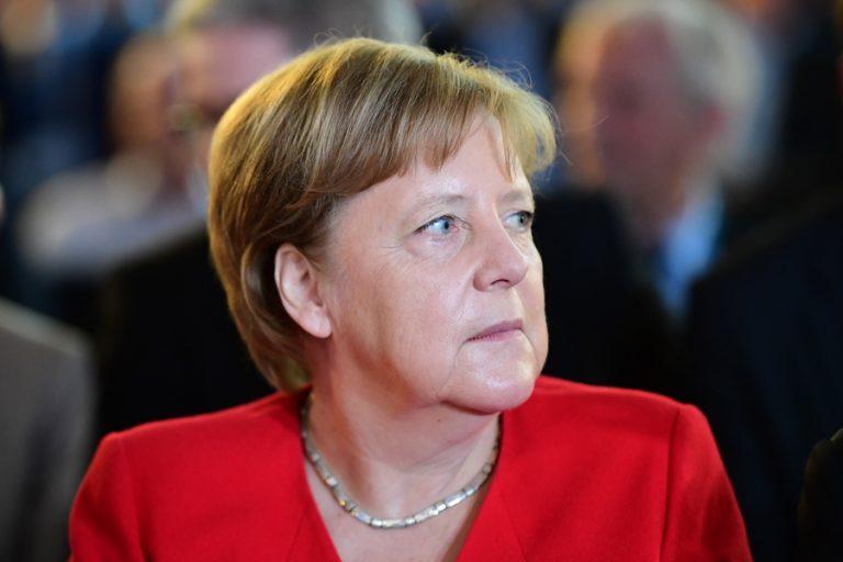 'Ηταν η Μέρκελ κατάσκοπος της Στάζι;
