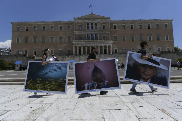 Άνοιξε η αυλαία του Athens Photo World