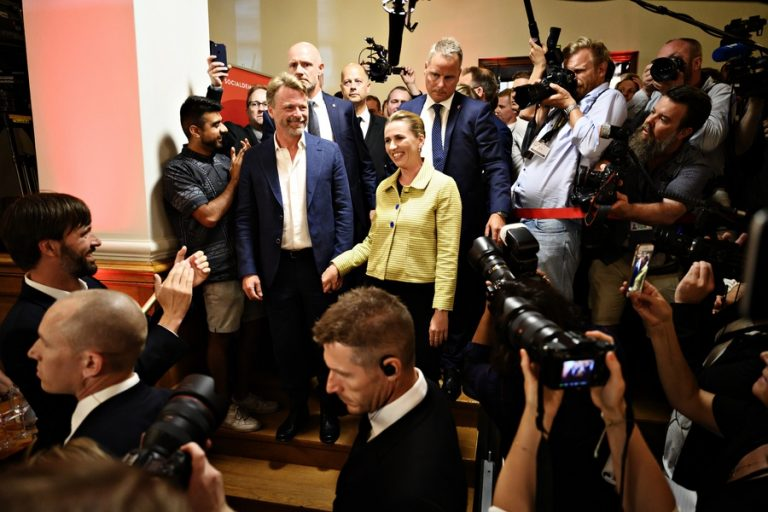 Νίκη των Σοσιαλδημοκρατών στη Δανία