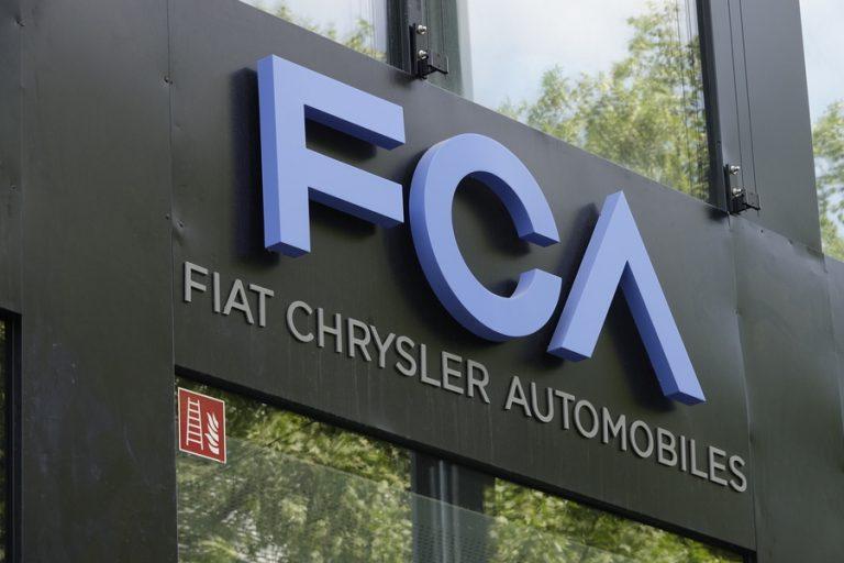 Η Fiat Chrysler «γυρίζει» την παραγωγή της σε κατασκευή μασκών