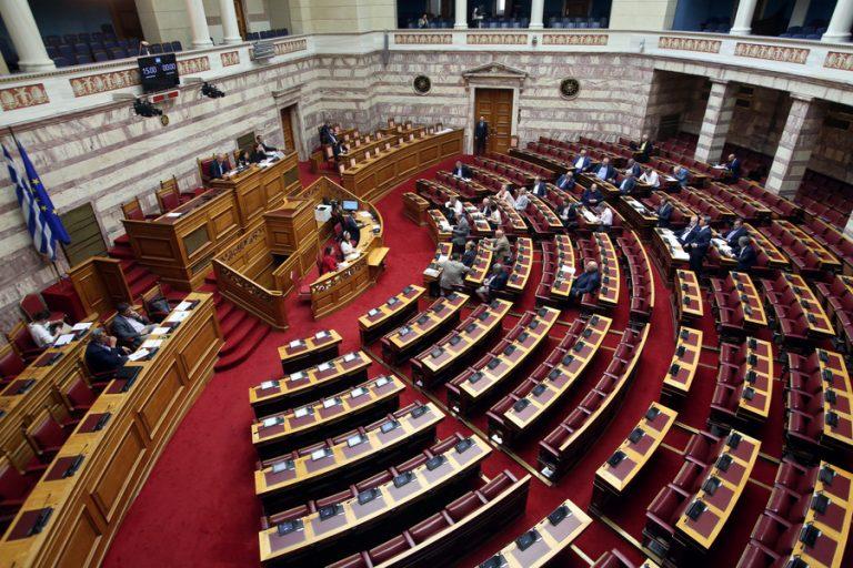 «Αυλαία» με αντιδράσεις στη Βουλή – Ψηφίζεται σήμερα η κατάργηση της μείωσης του αφορολόγητου