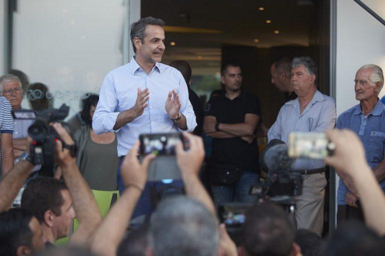 Δέσμευση Μητσοτάκη: Σε επτά ημέρες κυβέρνησης ΝΔ θα ξεμπλοκάρει η επένδυση στο Ελληνικό