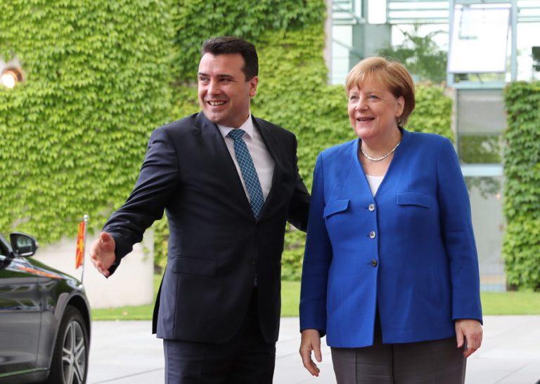 Γερμανία: Η Βόρεια Μακεδονία έχει βελτιώσει σημαντικά τη θέση της για μια προσέγγιση προς την ΕΕ