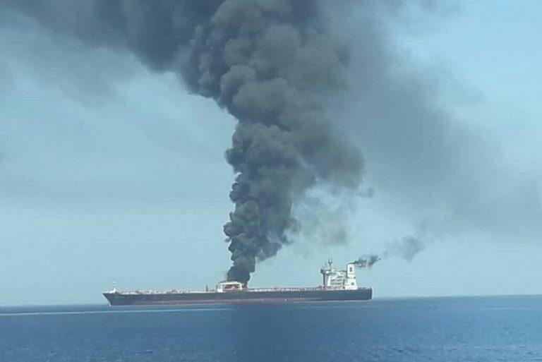 Οι ΗΠΑ θα θέσουν στον ΟΗΕ το θέμα των επιθέσεων στον Κόλπο του Ομάν