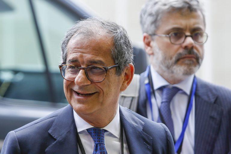 Αισιόδοξος για συμφωνία με την ΕΕ για τον προϋπολογισμό ο Τζοβάνι Τρία