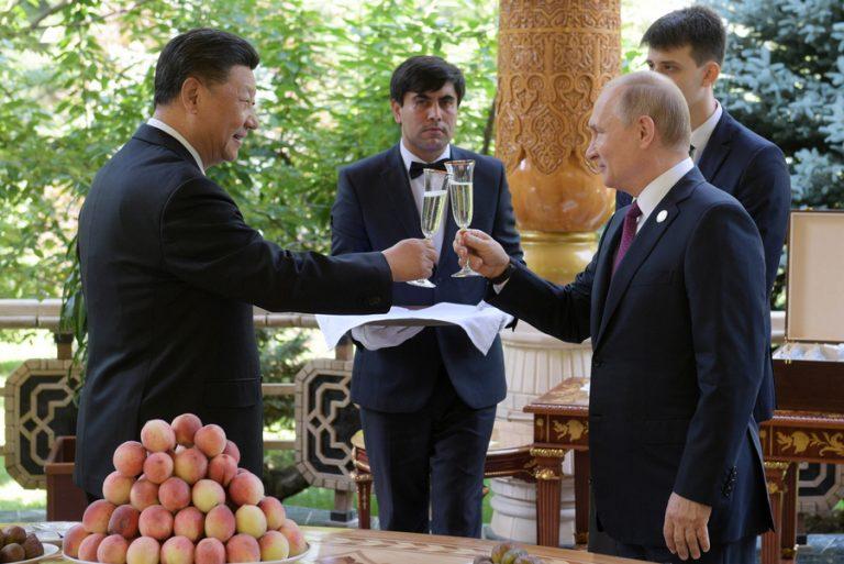 Το δώρο του Βλαντιμίρ Πούτιν στον πρόεδρο της Κίνας για τα γενέθλιά του δεν ήταν ούτε πανάκριβο, ούτε σπάνιο