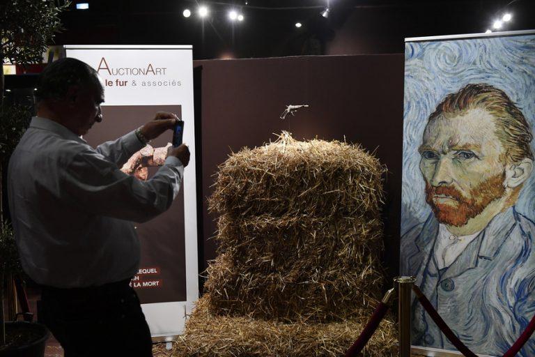 Έναντι 130.000 ευρώ πωλήθηκε το ρεβόλβερ που χρησιμοποίησε ο Βίνσεντ Βαν Γκoγκ για να δώσει τέλος στη ζωή του