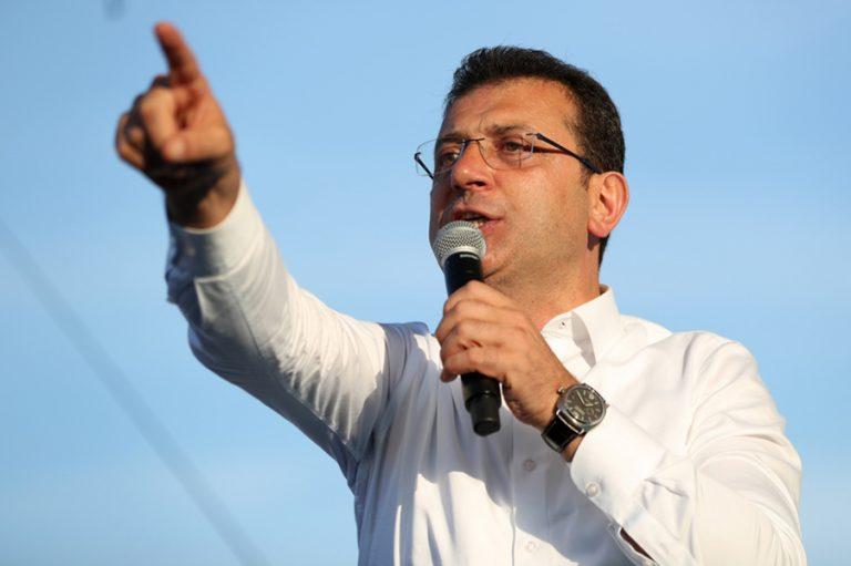 Εκρέμ Ιμάμογλου: Ο άνθρωπος που αψηφά τον Ερντογάν θέλει να επιβεβαιώσει τη νίκη του στην Κωνσταντινούπολη