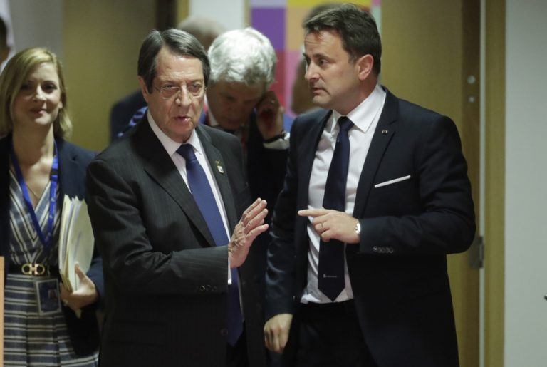 Ηχηρή απάντηση των ηγετών της ΕΕ στην Τουρκία για τις προκλήσεις στην κυπριακή ΑΟΖ