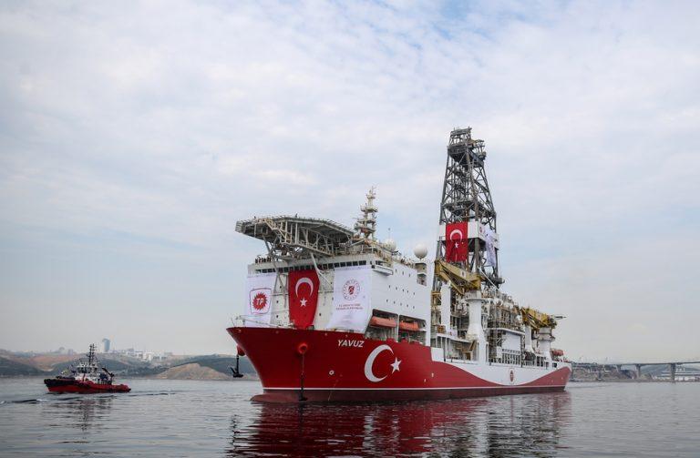 Πέντε γεωτρήσεις για το 2020 ενέκρινε ο Ερντογάν
