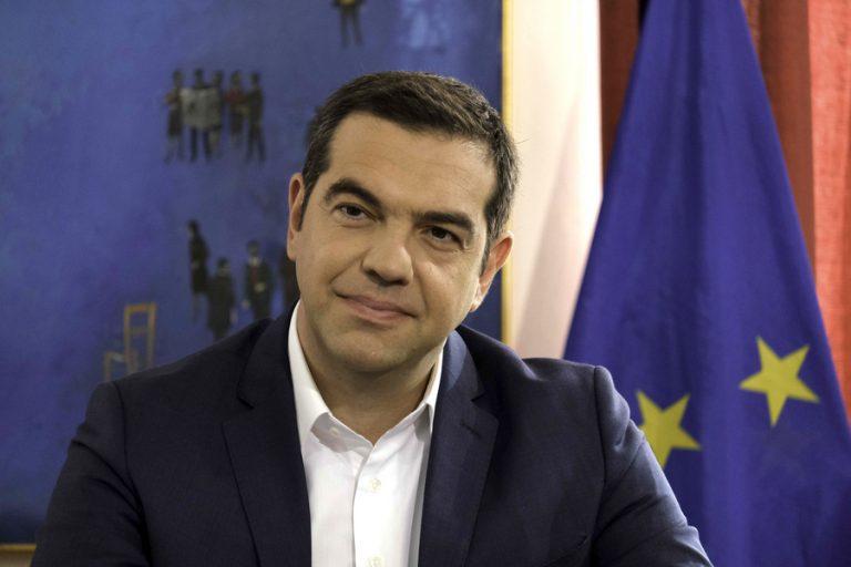 Τσίπρας στους Financial Times: «Η EE πρέπει να πάρει γενναίες αποφάσεις για τα Βαλκάνια»