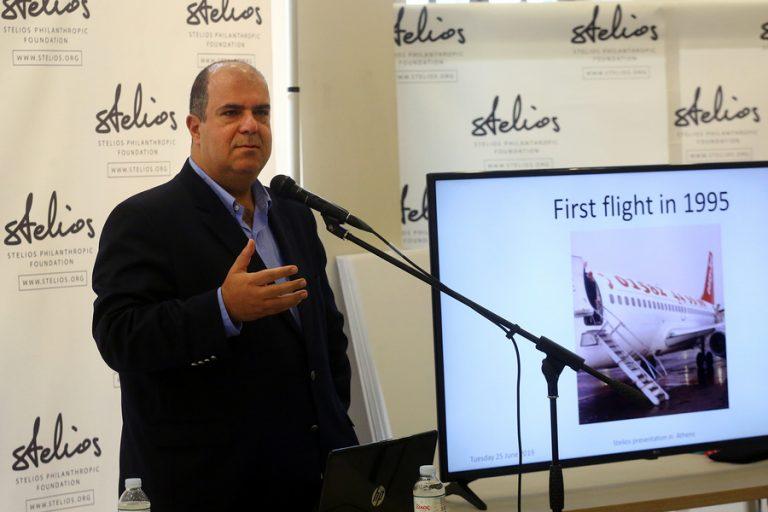 Aπονεμήθηκαν τα βραβεία «Στέλιος Χατζηιωάννου»: Τι δήλωσε ο γνωστός επιχειρηματίας, ποιοι ήταν οι νικητές