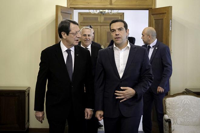 Αυστηρό μήνυμα Τσίπρα από την Κύπρο προς την τουρκική κυβέρνηση: «Οι παραβιάσεις να σταματήσουν εδώ»