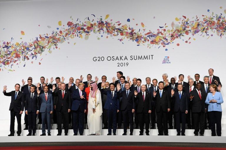 G20: Μηνύματα κατά του προστατευτισμού και προειδοποιήσεις στην έναρξη της Συνόδου των ισχυρών