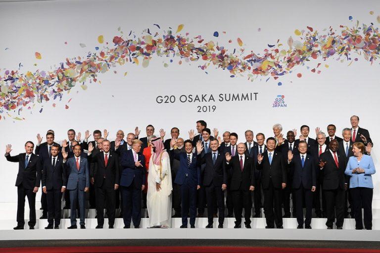 G20 : Σύνοδος για την επανεκκίνηση της οικονομίας και το χρέος των φτωχών χωρών