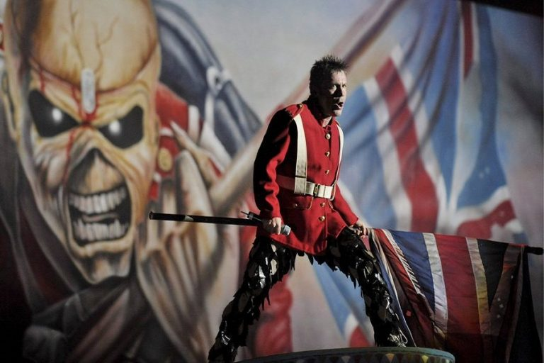 Iron Maiden εναντίον… εταιρείας βιντεοπαιχνιδιών