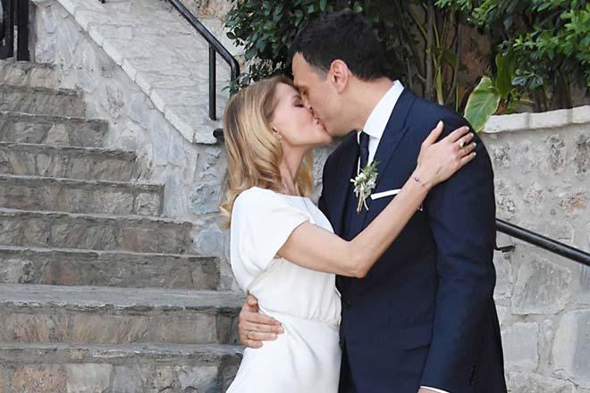 Τζένη Μπαλατσινού: Οι συμβολισμοί στον γάμο της και οι διόλου τυχαίες επιλογές