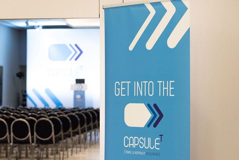 CapsuleT: Δείτε πώς μπορείτε να πάτε την τουριστική σας startup ένα μεγάλο βήμα μπροστά