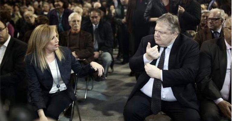 ΚΙΝΑΛ για Ευ. Βενιζέλο: Όσοι επιλέγουν να είναι απόντες, διευκολύνουν τον ΣΥΡΙΖΑ
