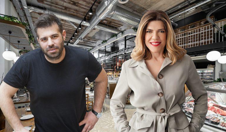 Θωμάς Δούζης (ERGON) στο Leaders Forum: Θέλουμε να γίνουμε το πρόσωπο του ελληνικού φαγητού στον κόσμο